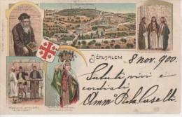 PALESTINE ( Carte Pionniere ) - Monde