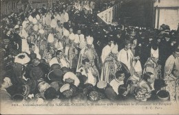 PARIS - Consécration Du SACRE-COEUR, Le 16 Octobre 1919 - Pendant La Procession Des Reliques - District 18