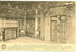 7-belg1. Postal Bélgica. Bruselas. Exposición Belga-Japonesa De Laeken - Exposiciones Universales