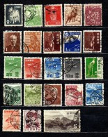 Lot Used Stamps,Japan,Nipon - Vrac (max 999 Timbres)