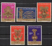 A180.-.KOLUMBIEN / COLOMBIA.-. 1967.-. MI#: 1115-1115  . MNH.-. ARCHAELOGY / ARQUEOLOGIA  .-. CV €  30.00 - Kolumbien