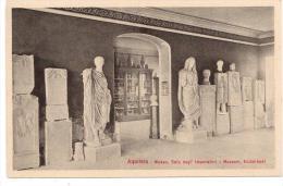 ZA359 AQUILEIA (Udine) - Museo , Sala Degli Imperatori - Udine