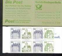 Markenheftchen 11 M Berlin Postfrisch ** MNH - Markenheftchen