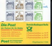 Markenheftchen 11 L Berlin Postfrisch ** MNH - Markenheftchen