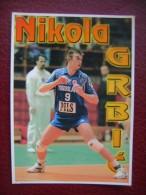 Serbia-Nikola Grbic   #  91 - Volleyball
