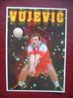 Serbia-Goran Vujevic  # 92 - Volleyball