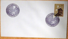 Portugal - Air Base - Unit Day Philatelic Show - Ota Alenquer 1979 - Andere (Lucht)