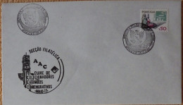 Portugal - Air Base Anniversary Philatelic Show - Ota Alenquer 1982 - Andere (Lucht)