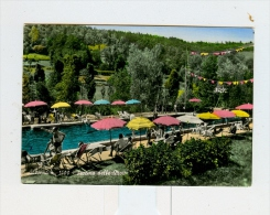 ABETONE,piscina Delle MOTTE-1957 - Pistoia