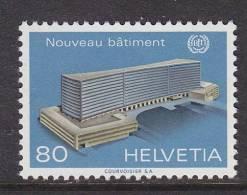 Switzerland 3 O 104  **  S.d.N. Bureau International Du Travail  LABOR UNION - Dienstzegels