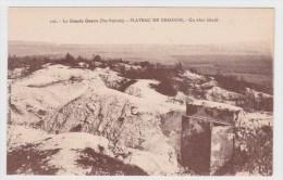 PLATEAU DE CRONNE - N° 101 - UN ABRI BLINDE - LA GRANDE GUERRE - Craonne