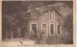 """.ROGERVILLE """" Cafe La Pissotiere De Madame."""" - France"""