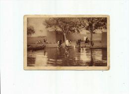 CPA  Afrique, Mali  Gao, Au Bord Du Niger - Mali