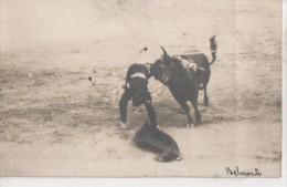 TAUROMACHIE ( Encornement De BELMONTE ) - Cartes Postales