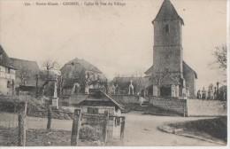 CROSNE ( Eglise Et Vue Du Village ) - Sonstige Gemeinden