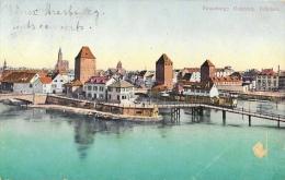 Strassburg - Gedeckte - Brücken - Vieux Strasbourg - Ponts Couverts - Strasbourg