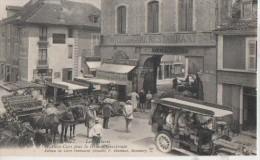 LES VOITURES ET AUTOCARS POUR LA GRANDE CHARTREUSE - Saint-Laurent-du-Pont