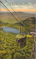 Cannon Mountain Aerial PassengerTramway - Franconia Notch, White Mountains, New Hampshire - White Mountains