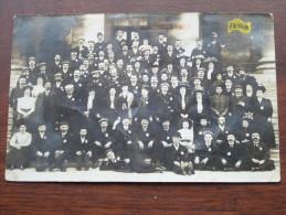 PHILHARMONIE D´ENSIVAL à PARIS 1909 ( Fotokaart ) / Anno 1909 ( Zie Foto Voor Details ) !! - Verviers