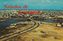Pk Guayaquil:70:Vista Panoramique - Equateur