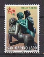 PGL AR0775 - SAN MARINO SAINT MARIN SASSONE N°1648 ** - Nuovi