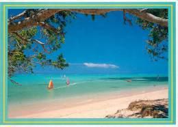 NOUVELLE CALEDONIE . PLAGE DE POE . BOURAIL . EDITION SOLARIS NOUMEA . - Nouvelle Calédonie