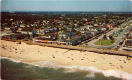 Breaking Surf Of Rehoboth Beach, Delaware,  As Seen From The Air - Non Classés