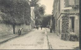 14 - HONFLEUR : L'entrée De La Cote De Grace - Honfleur