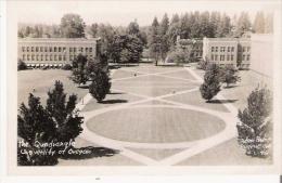 THE QUADRANGLE UNIVERSITY OF OREGON 46 - Eugene