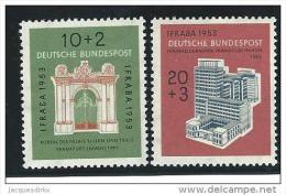 Duitsland   ...  Michel  ...  171/172     ...  **   ....  postfris ...  MNH  ....  postfrisch ....  neuf **