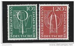 Deutschland    ....   Michel  ....  217/218 .....  ** ...  postfrisch