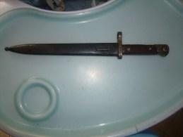 Bayonnette Autichienne Mod 1895 - Knives/Swords
