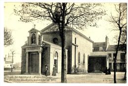 CPA 59 Nord Dunkerque Petite Chapelle Notre-Dame Des Dunes Animé - Dunkerque