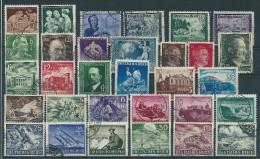 Deutsches Reich - Allemagne - Germany 3. Reich  (0354) - Sellos