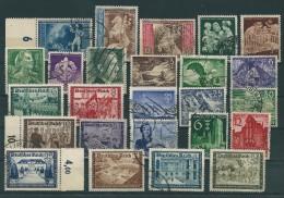 Deutsches Reich - Allemagne - Germany 3. Reich  (0369) - Sellos