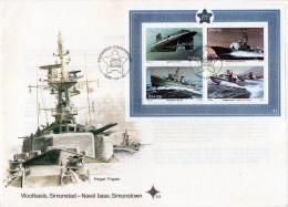 P - 1982 Sud Africa - Naval Base Simonstown - Transport