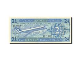 Antilles Néerlandaises, 2 1/2 Gulden, Type 1970 - Billets