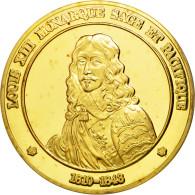 L'Histoire De France, Médaille, Louis XIII - France