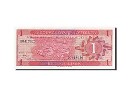 Antilles Néerlandaises, 1 Gulden, Type 1970 - Billets