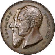 [#63225] Belgique, Médaille, Léopold II - Royaux / De Noblesse