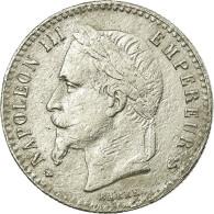 Monnaie, France, Napoleon III, Napoléon III, 50 Centimes, 1868, Strasbourg - G. 50 Centimes