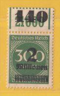 MiNr. 310 WOR Deutschland Deutsches Reich - Allemagne