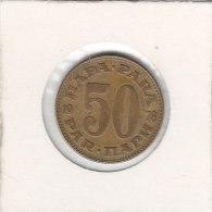 50 PARA 1978 - Joegoslavië