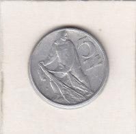 5 ZLOTYCH Alu 1974 - Pologne