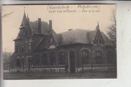 B 3580 BERINGEN - BEVERLOO, Post, Deutsche Feldpost 1916 - Beringen