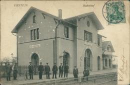 67 ERSTEIN / Bahnhof / - France