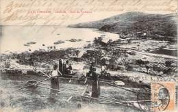 Tonkin - Doson - Baie De Pêcheurs (chaises à Porteurs Porteuses) - Vietnam