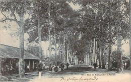 Cochinchine - Saïgon - Rue De Bangkok - Viêt-Nam