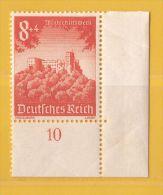 MiNr. 734 POR Deutschland Deutsches Reich - Neufs