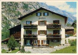Valais, Herbriggen, Haus Sonnenheim (920) - VS Valais